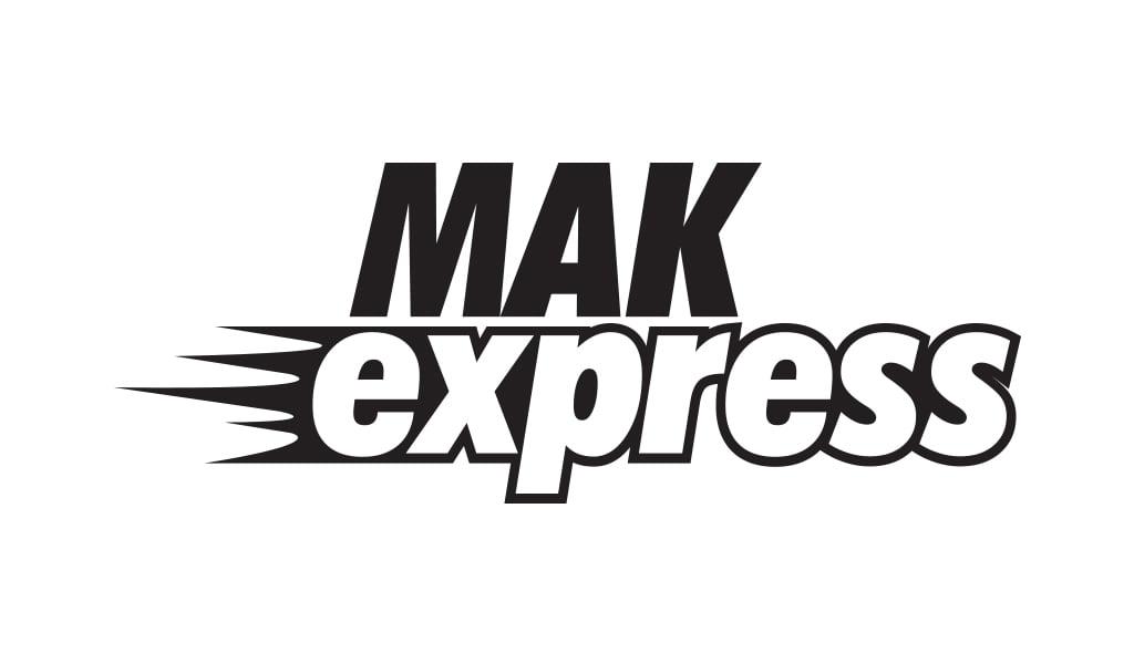 Mak Express Logo Design