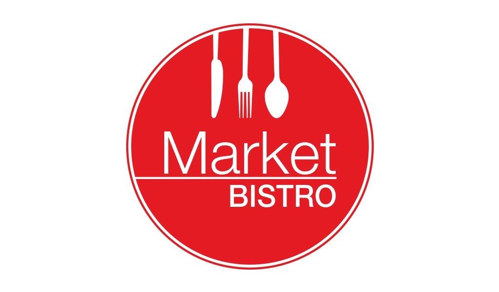 Market Bistro Logo Design