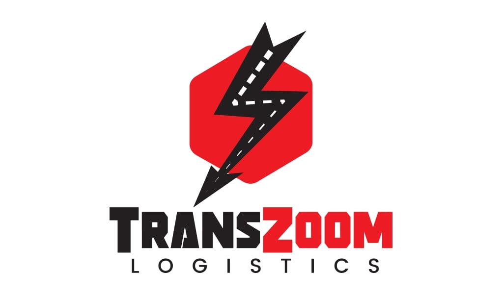 Transzoom logistics company logo
