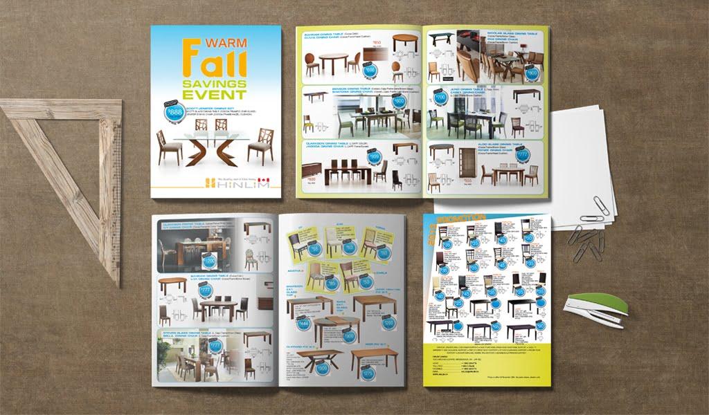 HinLim Sale Flyer Design