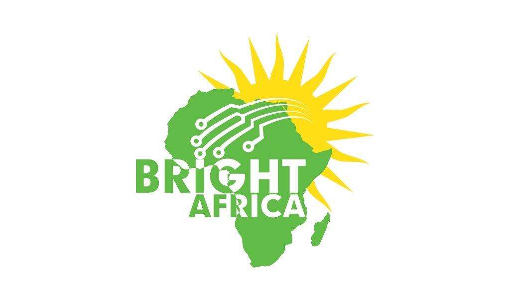 Bright Africa Logo Design